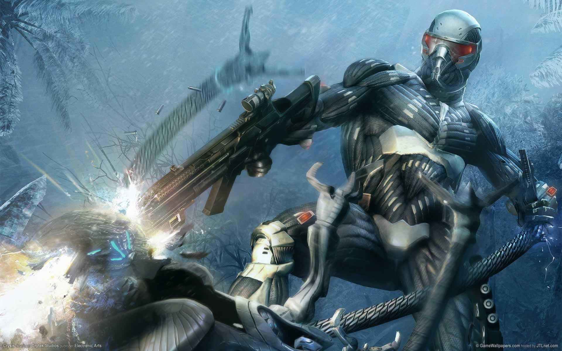 Crysis: juego de acción con realismo puro