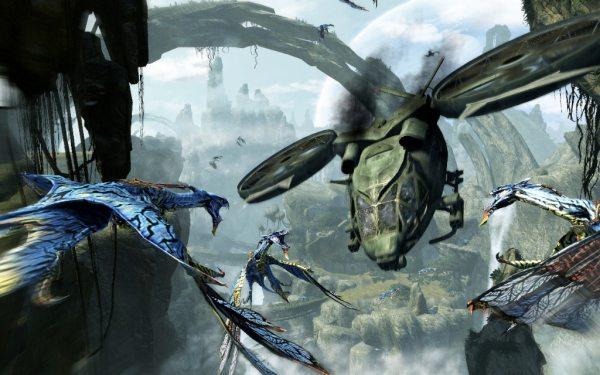 AVATAR, juego en 3D para Wii y XBox 360