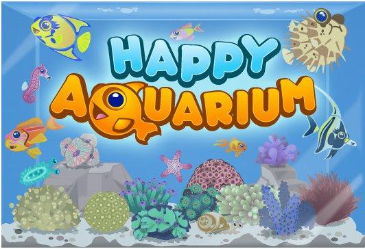 Obtener perlas gratis en Happy Aquarium