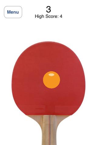 Paddle Ball, juego de Facebook.