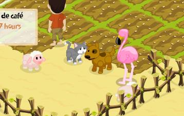 Criar animales en Island Paradise