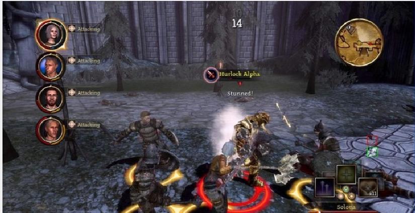 Dragon Age, analisis para PC