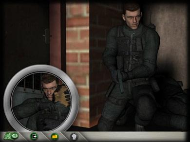 Mission Cobra, juego de espionaje