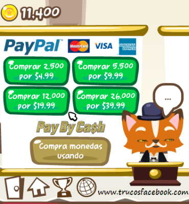 Truco para ganar dinero en Facebook para los juegos