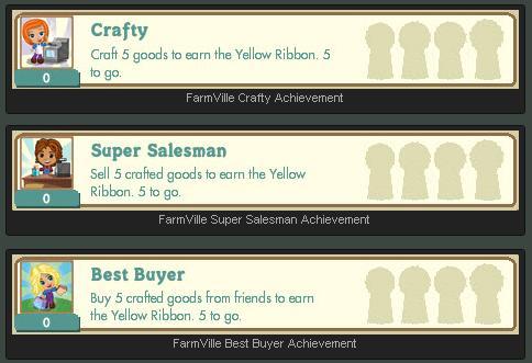 Nuevos logros en FarmVille