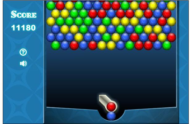 Bouncing Balls, nuevo juego de facebook