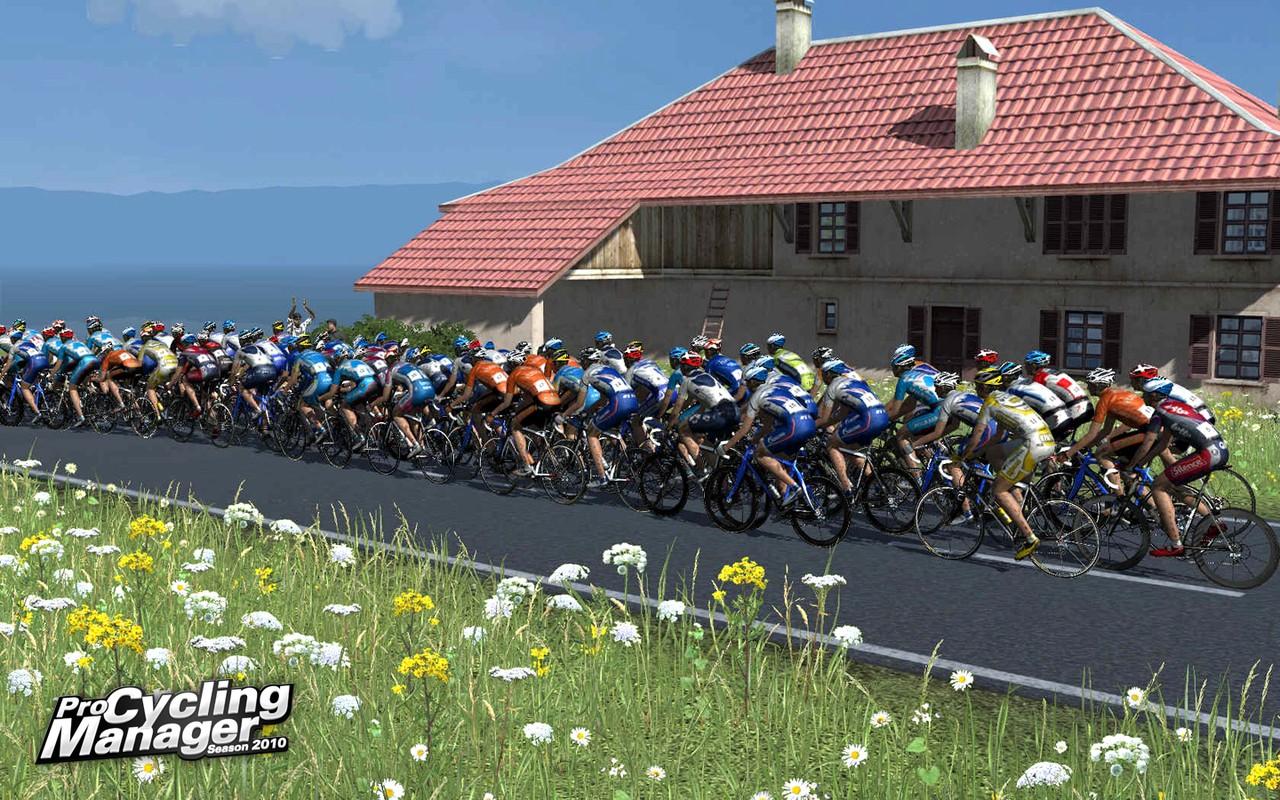 Cycling Manager 2010, análisis del juego