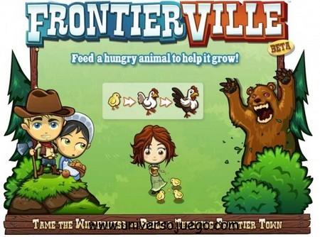 Frontier Ville, juego Facebook