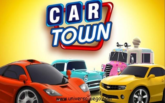 Car Town, juego de autos en Facebook