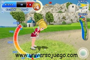 Let's Golf 2 para iPhone y iPod Touch