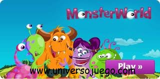 Monster World, juego Facebook
