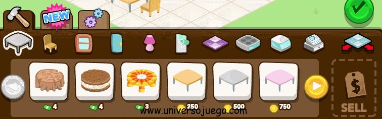 Cupcake Corner, nuevo juego de cocina en Facebook