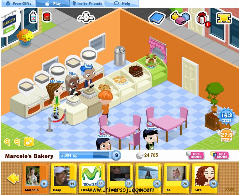 Baking Life, juego de Cocina muy divertido