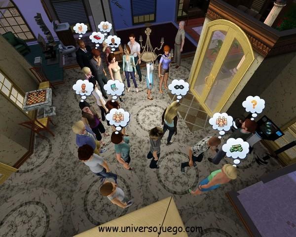 Trucos y Consejos para los Sims 3
