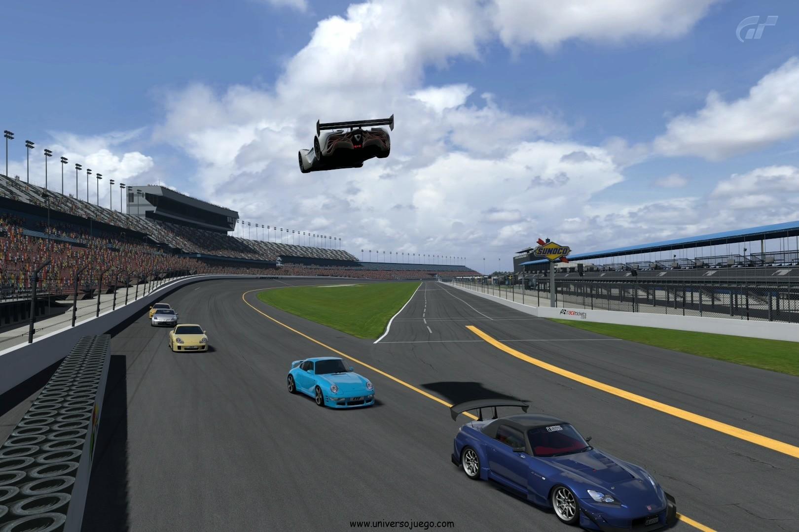 Analisis Gran Turismo 5