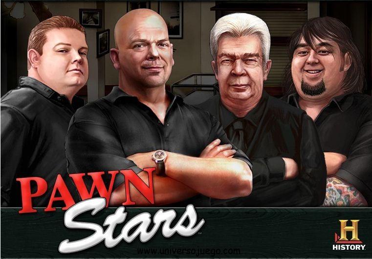 Pawn Stars, nuevo juego de Facebook