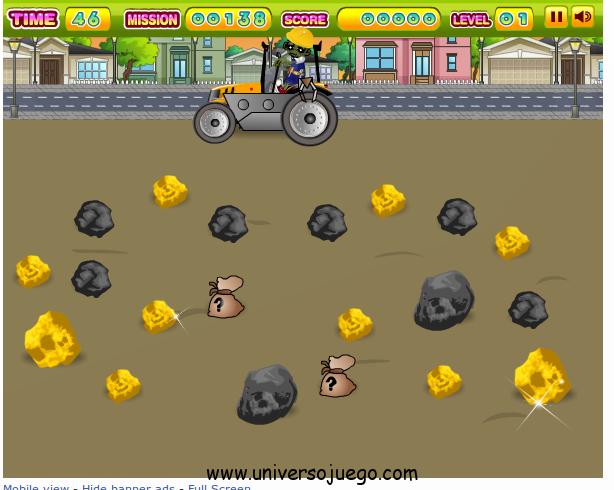 Play Zombie Miner, juego de mineros en Facebook