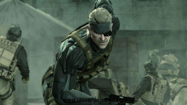 Metal Gear Snake Eater: Sin fecha