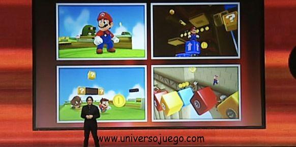 Nuevo Mario anunciado en 3ds