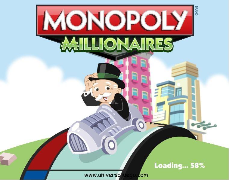 Juego para Facebook: Monopoly Millionaires