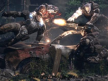 Gears of War 3: Nuevos detalles