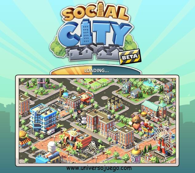 Juego Facebook: Social City