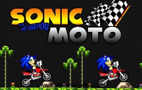 Sonic Moto (juego flash)