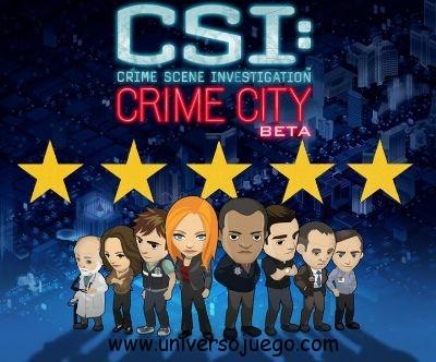CSI: Crime City, se un detective en este juego de Facebook