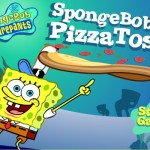 Juego en flash de Bob esponja Pizza Toss