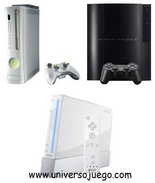 Como elegir una consola de videojuegos