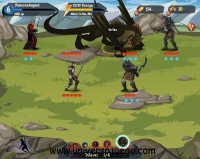 Juegos de Facebook – Conviértete en una leyenda en Dragon Age Legends