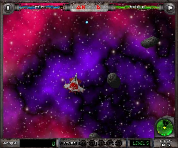 Juego para facebook: Iron Maiden: Final Frontier