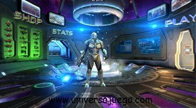 N.O.V.A.: ELITE, un juego FPS para Facebook