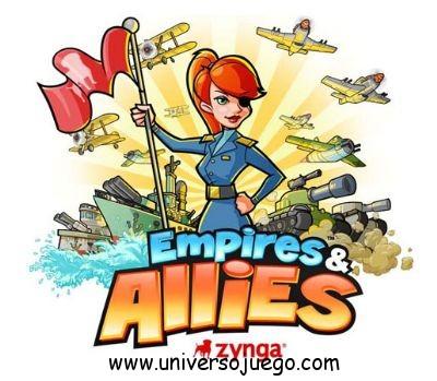 Trucos y consejos para Empires & Allies – Juego para Facebook