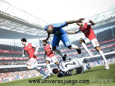 Trailer del nuevo motor de impacto y fecha de lanzamiento de FIFA 12