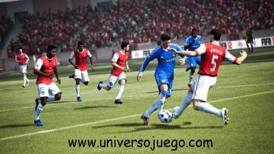 Novedades de FIFA 12 – Campo de visión de los jugadores