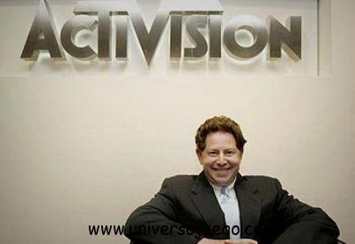 Activision podría desarrollar juegos para facebook