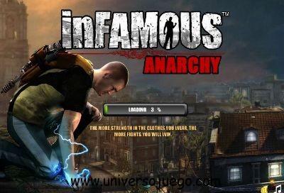 Juegos para Facebook – Crea y protege tu mundo post-apocalíptico en inFamous Anarchy