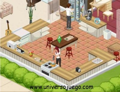 The Sims Social, los Sims invaden el Facebook