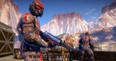 PlanetSide 2, el nuevo MMO de Sony Online Entertainment
