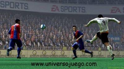 Detalles de FIFA 12, Messi rendirá mas en Barcelona que en Argentina
