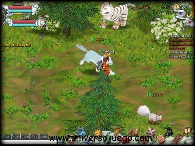 Eternal Destiny, el rol llega en este juego para facebook