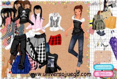 Juegos de moda y juegos de vestir para ellas