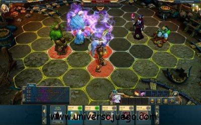 King's Bounty: Legions, juego de estrategia de Facebook