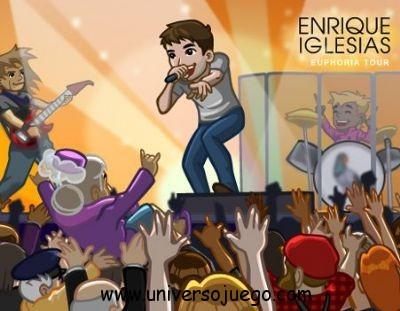 Enrique Iglesias estará de visita en CityVille
