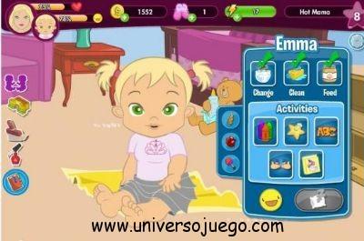 Baby & Me, cría a un bebe en este juego para Facebook