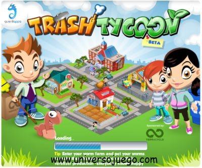 Trash Tycoon, conviértete en magnate de la basura en este juego para Facebook