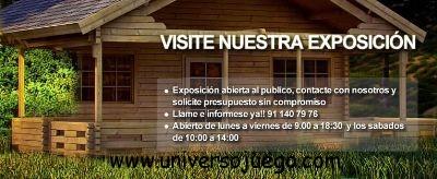 Casas de Madera, los especialistas en casas de madera