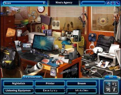 Masters of Mystery, juego de objetos ocultos en Facebook