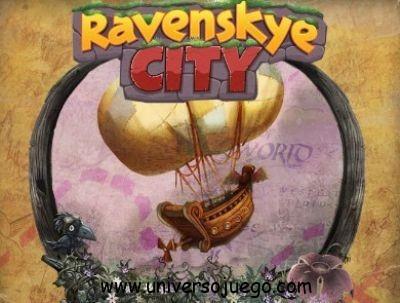 Ravenskye City, explora y reconstruye una ciudad